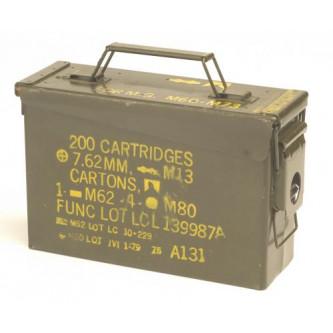 Кутия за муниции ''US ARMY O.D. SMALL  (SIZE 1)''