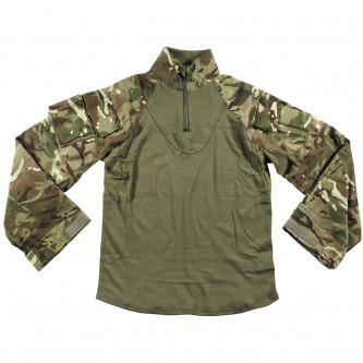 "Блуза тактическа ,   ""UBAC MTP camo FR''"