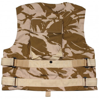Тактическа жилетка Великобритания , модел''  Combat , DPM desert''