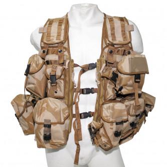 Тактическа жилетка'' GB tactical, DPM desert''