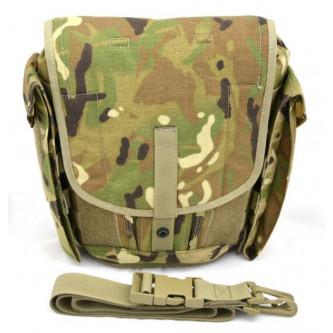 Чанта за газова маска , '' BRITISH ARMY MTP CAMO''