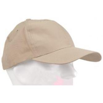 Шапка с козирка , модел'' KHAKI BASEBALL CAP''