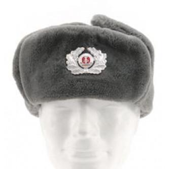 Ушанка от армията на бившата ГДР.