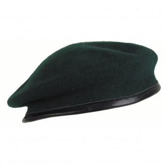 Барета  , зелена , немска , военна.