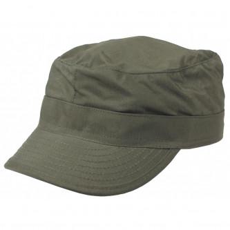 Шапка с козирка , модел , US BDU Field Cap, Rip Stop,, OD green  , 100% памук.