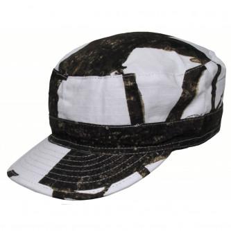 Шапка с козирка , модел , US BDU Field Cap, Rip Stop, hunter-snow  , 100% памук.