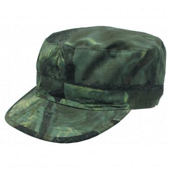 Шапка с козирка , модел , US BDU Field Cap, Rip Stop, hunter-green  , 100% памук.