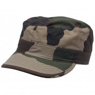 Шапка с козирка , модел , US BDU Field Cap, Rip Stop, CCE-camo  , 100% памук.