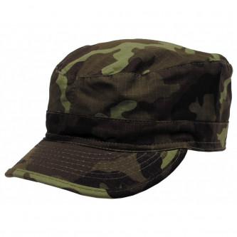 Шапка с козирка , модел , US BDU Field Cap, Rip Stop, M 95 CZ camo  , 100% памук.