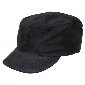 Шапка с козирка , модел , US BDU Field Cap, Rip Stop, night camo  , 100% памук.