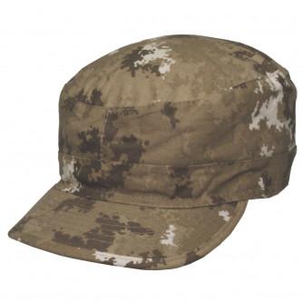 Шапка с козирка , модел , US BDU Field Cap, Rip Stop, vegetato desert  , 100% памук.