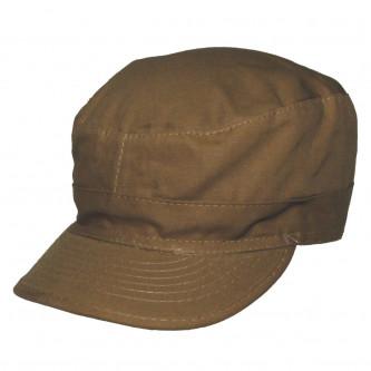 Шапка с козирка , модел , US BDU Field Cap, Rip Stop, coyote tan  , 100% памук.