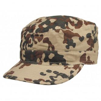 Шапка с козирка , модел , US BDU Field Cap, Rip Stop, BW tropical camo  , 100% памук.