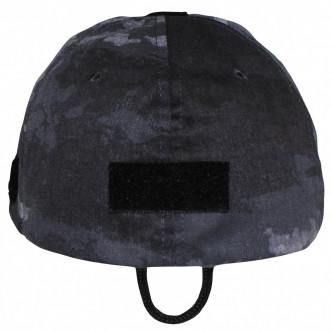 Шапка с козирка , модел  , Operations Cap, with velcro, one size fits all, HDT camo grey   , 65% памук , 35% полиестер.