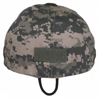Шапка с козирка , модел , Operations Cap, with velcro, one size fits all, AT-digital  , 65% памук , 35% полиестер.