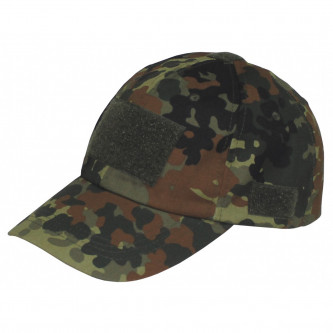 Шапка с козирка , модел  , Operations Cap, with velcro, one size fits all,  BW camo   , 65% памук , 35% полиестер.