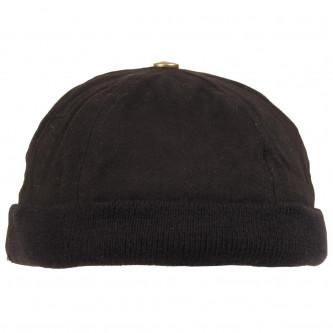 Шапка , тактическа , цвят черен , еластичен бандаж .