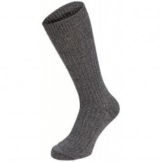 Чорапи , зимни , сиви .