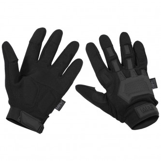 """Ръкавици , тактически , модел , """"Action"""",цвят черен ."""