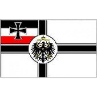 Флаг от германската империя , размер 90х150см