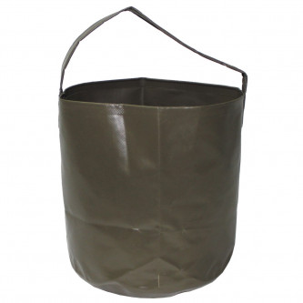 Сгъваема кофа  OD зелено  10 ЛИТРА