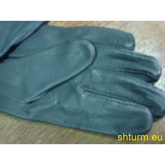 Ръкавици от немската авиация , кожени.