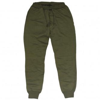 Полска военна подплата за панталон , полар , ''  OD green''