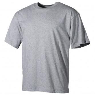 Тениска   сива   100 процента памук