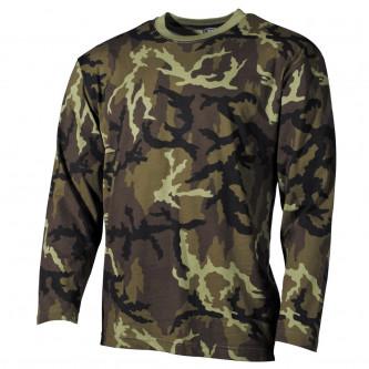 Блуза с дълъг ръкав '' M 95 CZ camo'', 170 g/m²