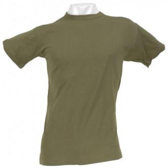 Тениска   100 процента  памук   цвят   олив