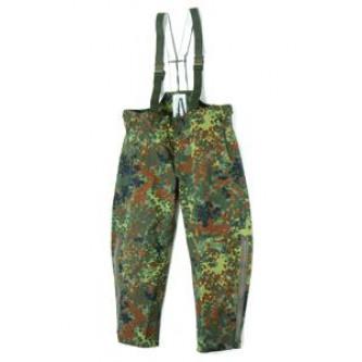 Панталон от немската армия , водоустойчив , горетекс мембрана , флектарн камо.