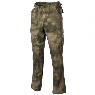 Панталон камуфлажен , '' HDT camo green''