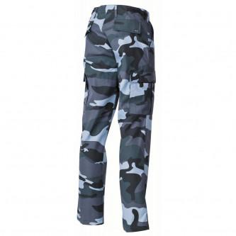 Панталон камуфлажен тактически''  skyblue fashion type''