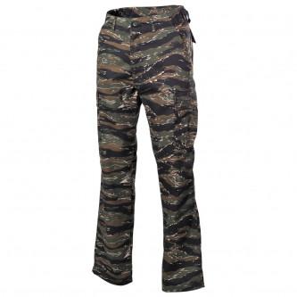 Панталон , тактически , камуфлажен , '' tiger stripe ''.