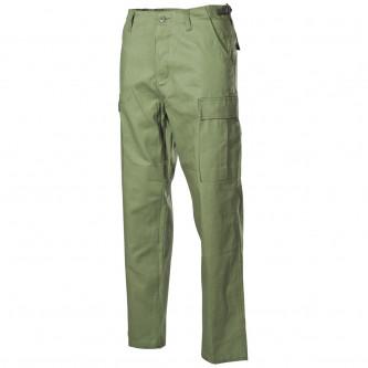 Панталон  тактически  ,US BDU Field Pants, Rip Stop, OD green, reinforced knees