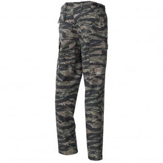 Панталон  тактически  ,US BDU Field Pants, Rip Stop, tiger stripe, reinforced knees