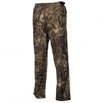 Панталон  тактически  ,US BDU Field Pants, Rip Stop, hunter-brown, reinf. knees
