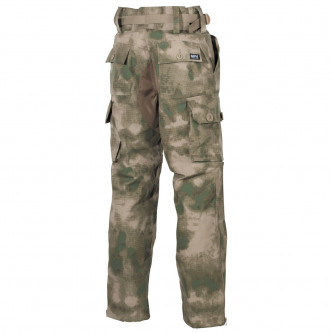"Панталон , тактически , модел   ""Smock"", HDT camo green."