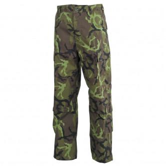 Панталон  тактически   ,с джобове за протектори , US ACU Field Pants, Rip Stop, M 95 CZ camo