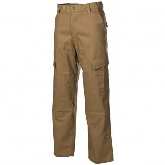 Панталон  тактически   ,с джобове за протектори , US ACU Field Pants, Rip Stop, coyote tan