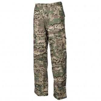 Панталон  тактически   ,с джобове за протектори , US ACU Field Pants, Rip Stop, operation camo