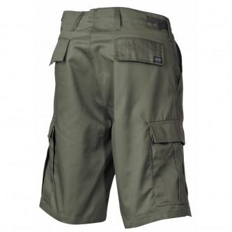 Къси панталони,'' US BDU Bermuda, OD green, cargopockets''