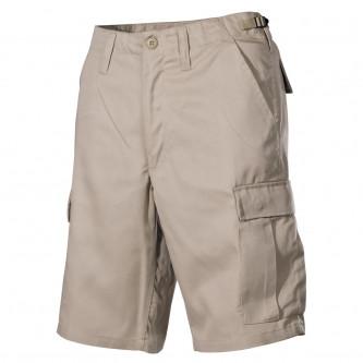 Къси панталони,''US BDU Bermuda, khaki, cargo pockets''