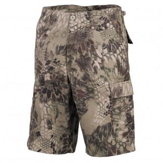 Къси камуфлажни панталони ,'' US BDU Bermuda, snake FG, cargopockets''