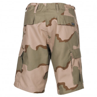 Къси камуфлажни панталони'US BDU Bermuda, 3 col. desert, cargo pockets ',''
