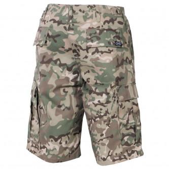 Къси камуфлажни панталони '',US BDU Bermuda, operation-camo, cargopockets''