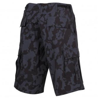 Къси камуфлажни панталони ,'' US BDU Bermuda, Rip Stop, night-camo'' , 100% памук , рип-стоп .