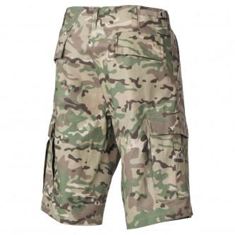 Къси камуфлажни панталони ,'' US BDU Bermuda, Rip Stop, operation camo '' , 100% памук , рип-стоп .
