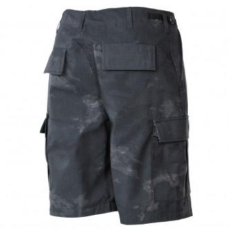 Къси камуфлажни панталони ,'' US BDU Bermuda, Rip Stop, HDT camo grey '' , 100% памук , рип-стоп .