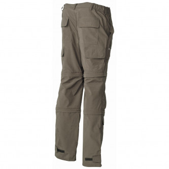 Мултифункционален панталон , модел , microfiber,  OD green .
